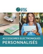 ACCESSOIRES ELECTRONIQUES PERSONNALISES